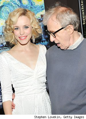Woody Allen 'Midnight in Paris' interview