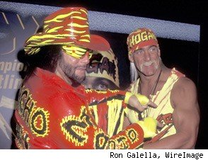 Hulk Hogan Randy Savage Death Twitter