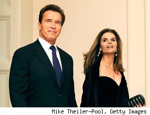 Maria Shriver Arnold Schwarzenegger Private Investigator