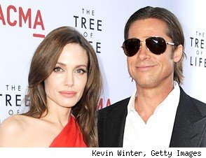 brad pitt angelina jolie marriage talk