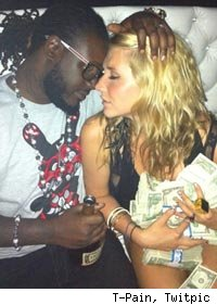 T-Pain and Kesha