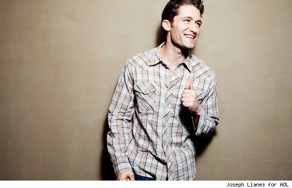 matthew morrison light in piazza. Matthew Morrison Shares a