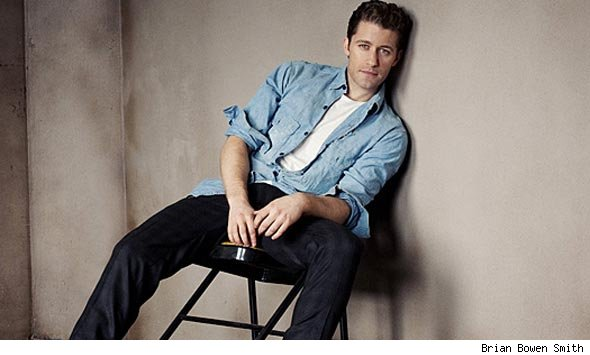matthew morrison light in piazza. Matthew Morrison and Sting