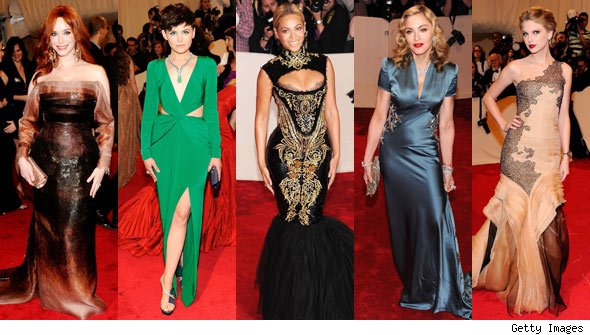 Fashion Hits and Misses at the Met Gala Photos