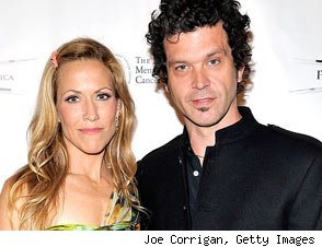 Sheryl Crow and Doyle Bramhall II