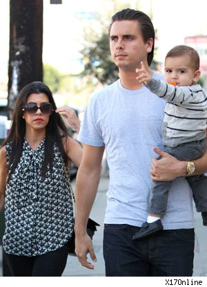 Kourtney Kardashian Scott Disick Engagement