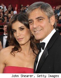 Elisabetta Canalis George Clooney marriage