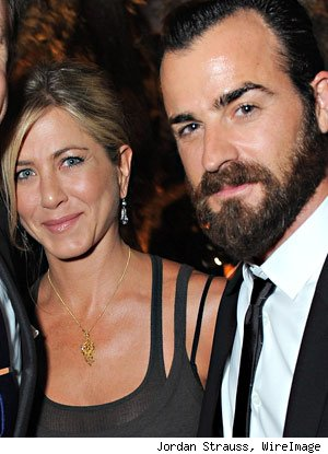 jennifer aniston justin theroux heidi bivens