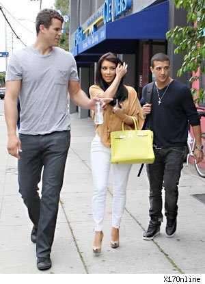 Kim Kardashian Kris Humphries Mark Ballas