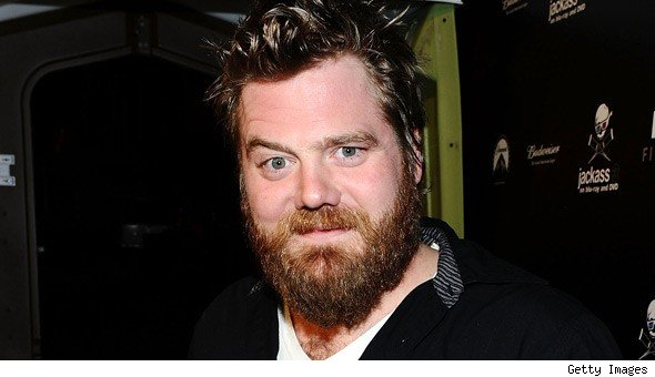 Jackass Star Ryan Dunn, 34, Dies in Car Crash | PopEater.com