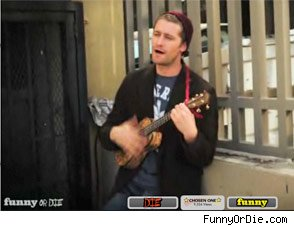 Matthew Morrison Funny or Die