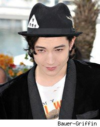 Ezra Miller marijuana