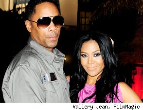 Ameriie and Lenny Nicholson