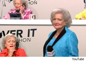 Betty White AARP Commercial