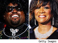 Cee Lo Green and Patti LaBelle