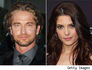 Gerard Butler and Ashley Greene