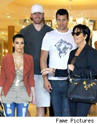 Kim Kardashian Kris Humphries
