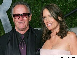 Peter Fonda and Margaret DeVogelaere