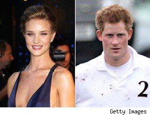 Rosie Huntington-Whiteley Prince Harry