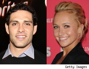 hayden-panettiere mark sanchez not dating