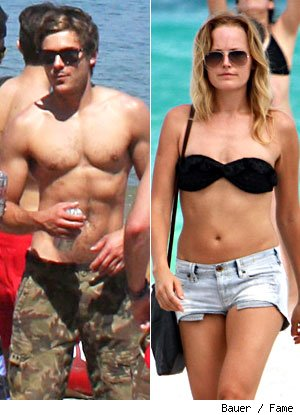 Zac Efron Malin Akerman