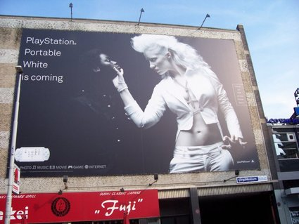 Examples of Unethical Advertising. I think that this billboard is extremely