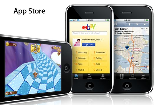 Offer downloadable applications