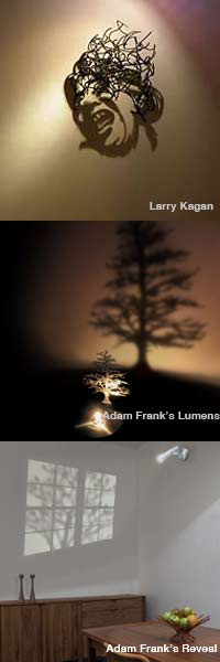 Larry Kagan Sculpture and Adam Frank's Lumens and Reveal