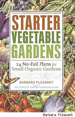 Plans for Small Organic Gardens