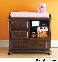 baby dresser, baby furniture, changing table, nursery furniture, overstock.com