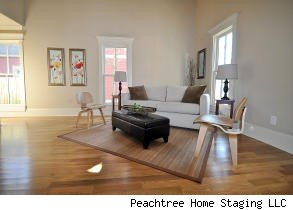 Color year 2013benjamin moore paint colorsyellow interior for Best colors for selling a house