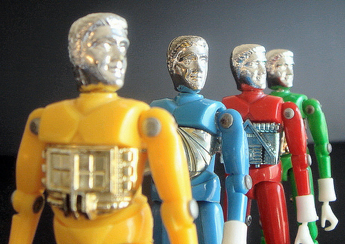Micronauts photo by flickr user