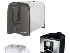 small appliances for  3 on