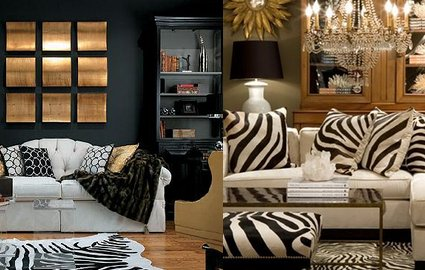 Animal print room decor group picture image by tag