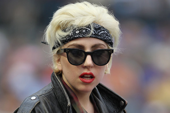 Lady Gaga Love Game Hair. first Lady Gaga Love Game