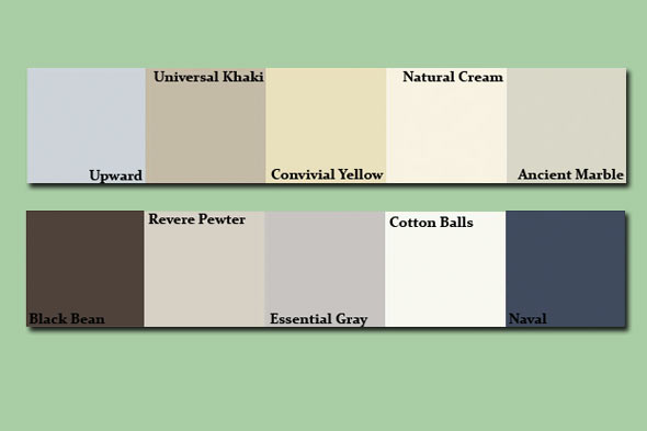 best neutral paint colors casual cottage. Black Bedroom Furniture Sets. Home Design Ideas
