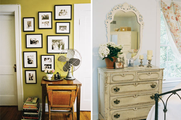 country style and comfort at home