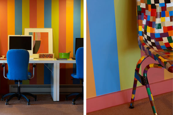 rainbow office