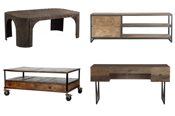 The Gallery For Modern Industrial Furniture