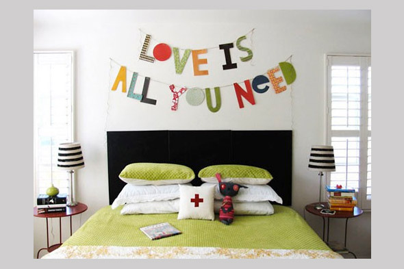 word decor decorating words signs