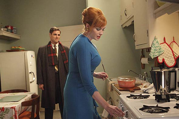 holiday party ideas mad men