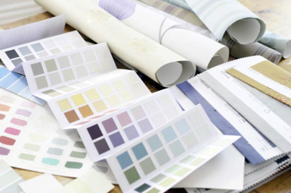 paint swatch home decor color design add