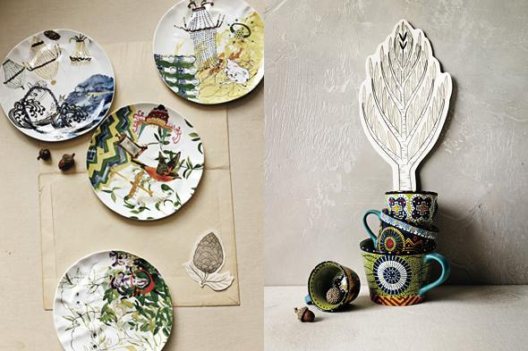 Anthropologie December Catalog