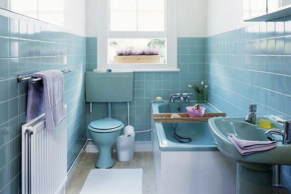 Blue Tiles Bathroom Blue Tiles Bathroom T Nongzico