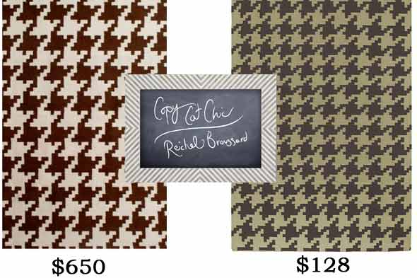 houndstooth-area-rugs