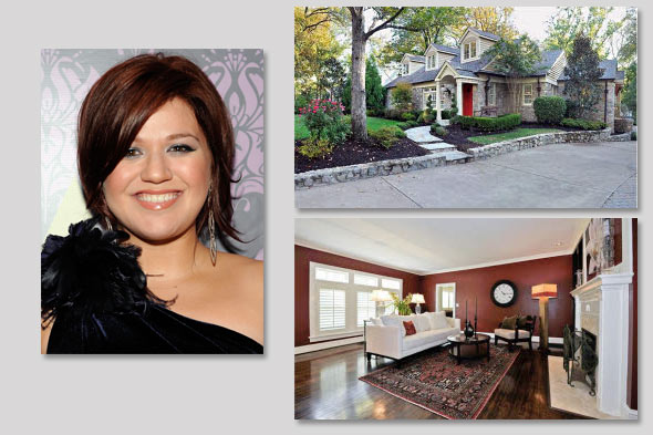 kelly clarkson celebrity-real-estate-losers