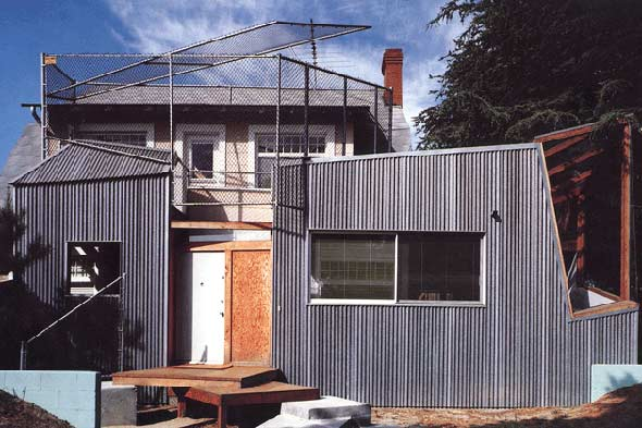 architects-home Frank Gehry