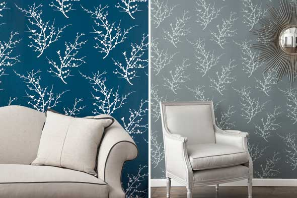 Temporary Removable Wallpaper