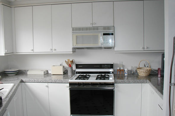Makeover Kitchen Cabinets