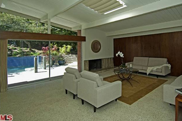 Real Brady Bunch House Interior